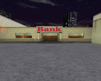 CS 1.6 Карта cs_bank